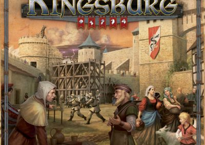 Kingsburg 2nd Edition
